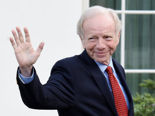 Joe Lieberman: FBI Appointment Would Have Looked 'Terrible'