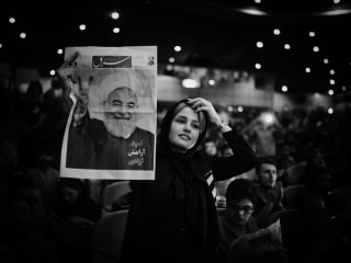 Iran Elections: Young Liberal Voters Voice Fears and Hopes