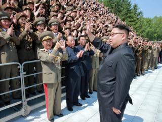 North Korea Launches Medium Range Ballistic Missile