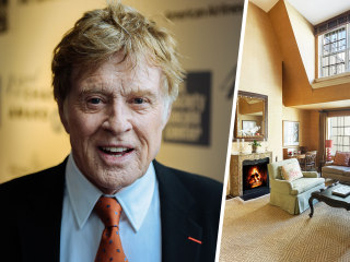 Robert Redford's swanky Manhattan apartment is for sale — see inside!