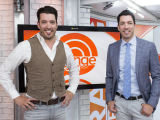 See the Property Brothers stripped down in a bathtub for charity