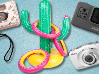 Get ready for summer fun with these wet and wacky gadgets