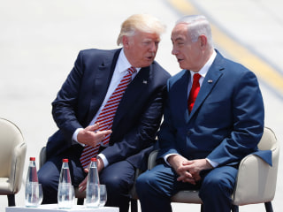 Trump: I Never Said 'Israel' in Meeting with Russians