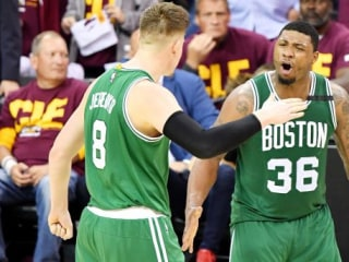 The Cavs and Celtics Just Set NBA History in Epic Game 3