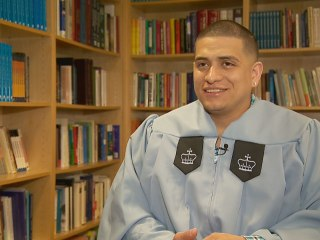 From Prison to a Master's in Public Health: Richard Gamarra's Inspiring Journey