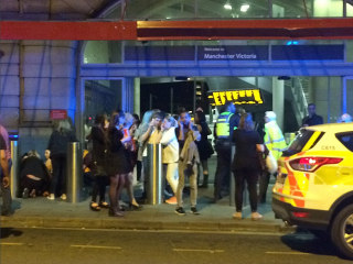 At Least 19 Killed in Possible Suicide Blast at Manchester Arena Concert Featuring Ariana Grande
