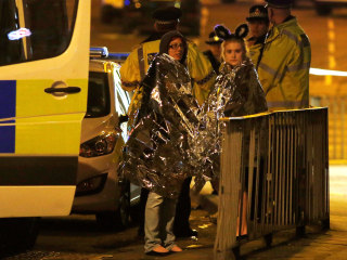 Deadly Explosion Targets Ariana Grande Concert in Manchester