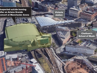 Manchester Attack: Arena Is One of Europe's Largest
