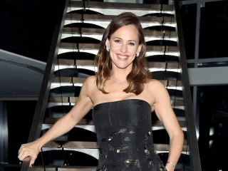 Jennifer Garner: I Babysat for Stephen Colbert's Daughter