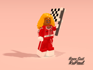 'RuPaul's Brick Race' Designer Wants to Make Legos Fierce