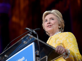 Hillary Clinton: Trump Budget Shows 'Unimaginable' Cruelty