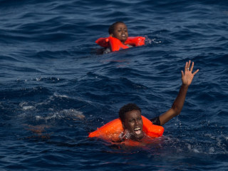 Migrant Rescue off Libya: 'Mostly Toddlers' Among 31 Drowned