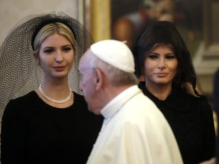 Veil or No Veil? Why Melania Trump Wore a Mantilla at the Vatican