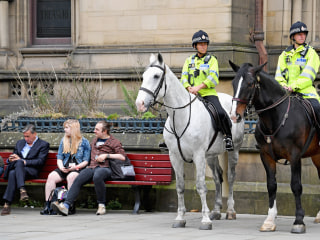 Manchester Bombing: Vibrant City Shows Off 'Stiff Upper Lip'