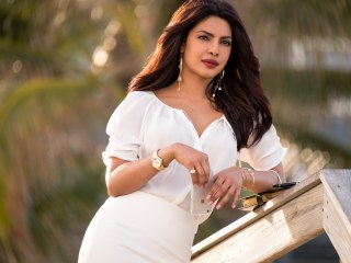 Priyanka Chopra Loves Fight Scenes and Playing the Villain on 'Baywatch'