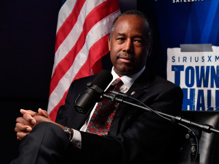 Ben Carson Talks About 'Hateful' Vandalism of His Home