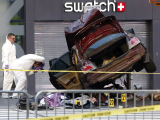 Times Square Car Rampage Suspect Indicted By Grand Jury