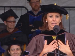 Stephanie Ruhle on returning to Lehigh, her alma mater, as commencement speaker