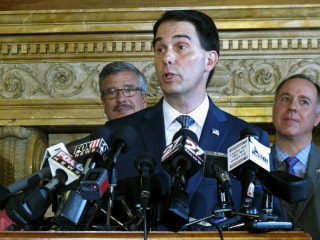 First Read's Morning Clips: Walker says reelection race will be toughest yet