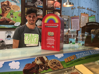 Ben & Jerry's Bans 'Same-Flavor Scoops' in Australian Same-Sex Marriage Push