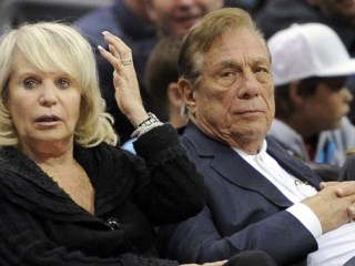 Donald Sterling's Wife Petitioning NBA to Overturn Lifetime Ban