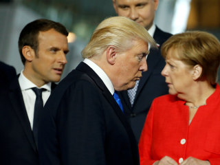Trump Declines Endorsing Paris Climate Change Deal at G7 Summit, Will Make Decision Next Week