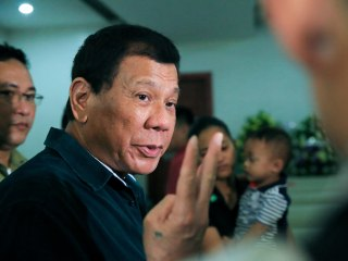 Rodrigo Duterte Jokes About Rape Amid Martial Law, Fight With ISIS-Linked Rebels