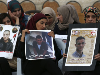Palestinian Inmates in Israeli Jails End Hunger Strike