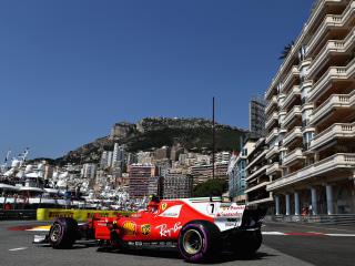 WATCH LIVE: F1's Star-Studded Monaco Grand Prix Gets Underway