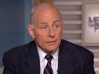 Sec. John Kelly: Intelligence Leaks Are 'Darn Close To Treason'