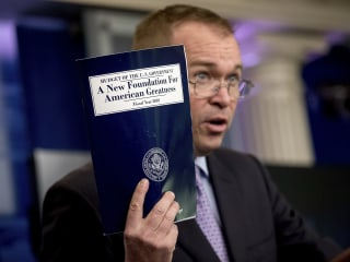 LGBTQ Community Would Be 'Hard Hit' By Trump's 2018 Budget