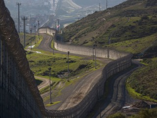 Donald Trump's Border Wall: A 'Progress' Report