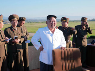 N. Korea Launches Yet Another Missile, U.S. and S. Korean Officials Say