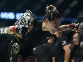 MMA Champion Angela Lee Wants to Inspire Girls to Learn Martial Arts