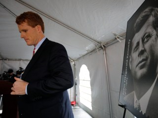 Thousands Turn out to Remember John F. Kennedy on His 100th birthday