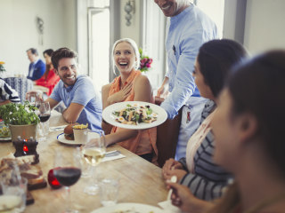 Why Saying 'Thank You' Can Help You Become a Healthier Eater