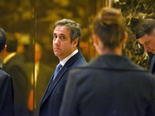 Trump Lawyer Cohen To Answer Senate Questions About Russia