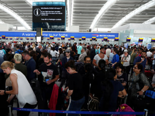 How Can a 'Power Surge' Bring an Airline to a Standstill?