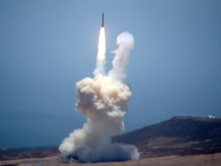 U.S. Missile Defense Test Over Pacific Ocean a Key Milestone