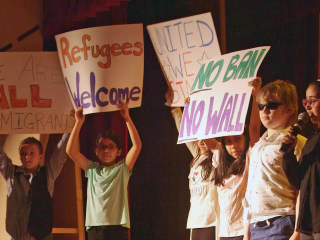 'Journey of Hope': Fourth Graders Create an Immigration Musical