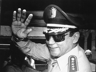 'Judgment Day': Rock's Role in Manuel Noriega's Surrender to U.S. Forces