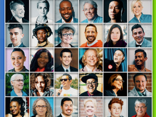 Meet the NBC Out #Pride30 Change Makers & Rising Stars