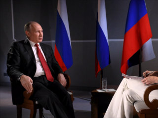 EXCLUSIVE: Megyn Kelly's One-on-One with Russian President Vladimir Putin