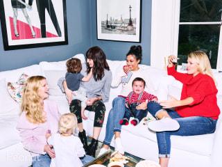 Mom Seeks Friends: New Tinderesque App 'Peanut' Matches Mamas