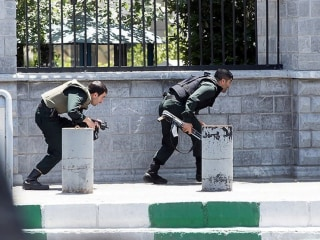 Iran Parliament, Shrine Targeted in Deadly Twin Attacks
