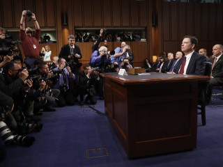 Experts: Trump's Comey Firing 'Possibly Lawful, But Awful'