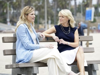 Erin Andrews Tells Megyn Kelly Why She Doesn't Back Down From a Fight