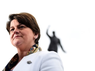 U.K. Election 2017: What is the Democratic Unionist Party (DUP)?