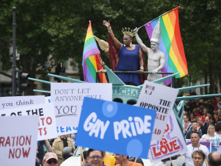 LGBT Group Says Float Supporting Trump Rejected for Charlotte Pride Parade
