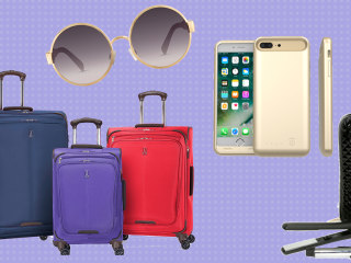 Travel Steals and Deals: Luggage, sunglasses, charging cases and more